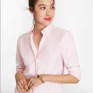 Brooks Brothers Women's pink Button Down 1673